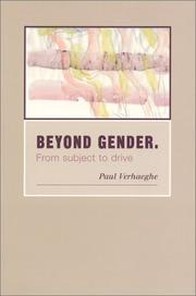 Cover of: Beyond Gender