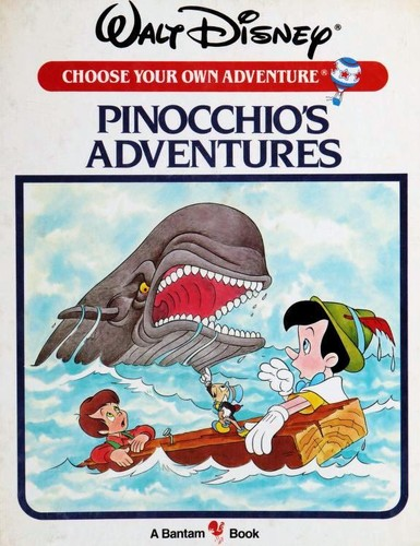 Pinocchio's Adventures by