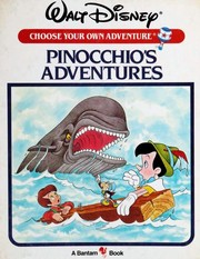 Cover of: Pinocchio's Adventures by