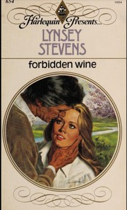 Cover of: Forbidden Wine | Lynsey Stevens