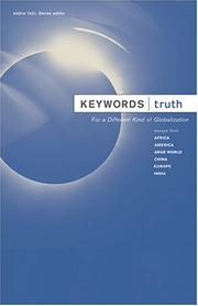 Cover of: Truth (Keywords)