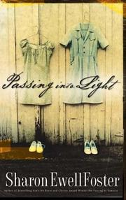 Cover of: Passing into light