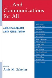 Cover of: --And communications for all |