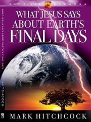 Cover of: What Jesus Says about Earth