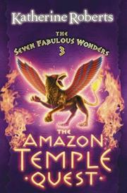 Cover of: Seven Fabulous Wonders Temple (The Seven Fabulous Wonders Series) | Roberts, Katherine