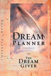 Cover of: The Dream Planner: Inspired by the Dream Giver