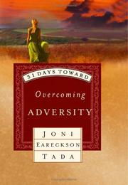 Cover of: 31 days toward overcoming adversity