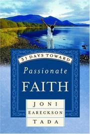 Cover of: 31 Days Toward Passionate Faith (31 Days Series)