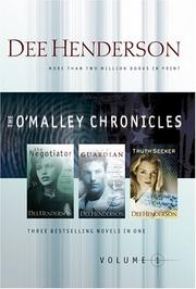 Cover of: O'Malley Chronicles, Volume 1 (O'Malley Series)
