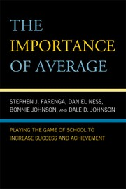 Cover of: The importance of average |