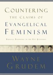 Cover of: Countering the Claims of Evangelical Feminism