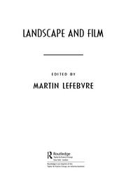 Cover of: Landscape and film |