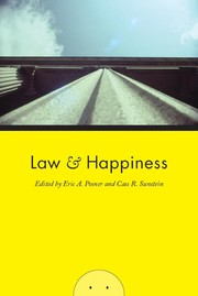 Cover of: Law and happiness