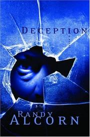Cover of: Deception | Randy C. Alcorn