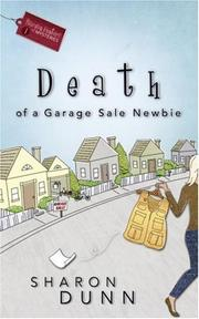 Death of a Garage Sale Newbie (Bargain Hunters Mystery Series #1)