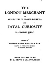 Cover of: The London merchant