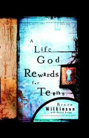 Cover of: A Life God Rewards for Teens