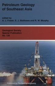 Cover of: Petroleum geology of Southeast Asia |