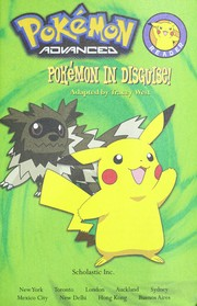 Cover of: Pokemon In Disguise! (Pokemon Advanced) |