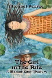 Cover of: The girl in the Nile | Michael Pearce