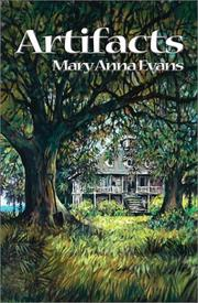 Cover of: Artifacts by Mary Anna Evans