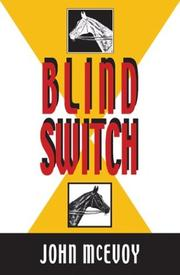 Cover of: Blind Switch | John McEvoy