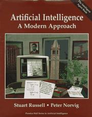 Artificial Intelligence: Modern Approach