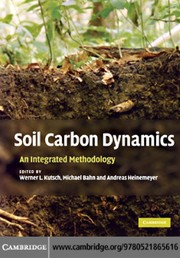 Cover of: Soil carbon dynamics |