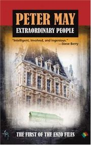 Cover of: Extraordinary People (Enzo Files)