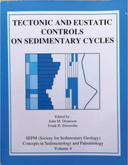 Cover of: Tectonic and eustatic controls on sedimentary cycles