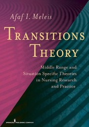 Cover of: Transitions theory |
