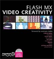 Cover of: Flash Video Creativity | Jerome Turner