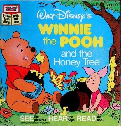 Walt Disney's Story of Winnie the Pooh and the Honey Tree by Walt Disney Productions