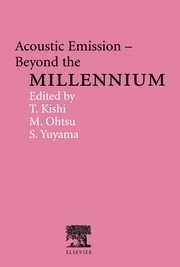 Cover of: Acoustic emission--beyond the millennium |
