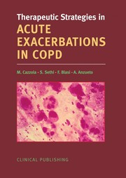Cover of: Acute exacerbations in COPD | Mario Cazzola