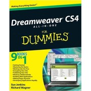 Cover of: Dreamweaver CS4 all-in-one for dummies | Sue Jenkins