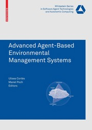 Cover of: Advanced Agent-Based Environmental Management Systems |