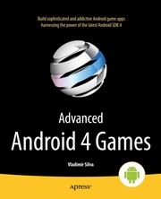 Cover of: Advanced Android 4 Games | Vladimir Silva