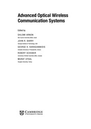 Cover of: Advanced optical wireless communication systems | Shlomi Arnon