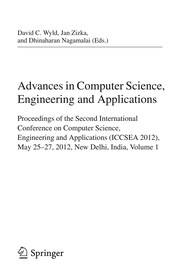 Cover of: Advances in Computer Science, Engineering & Applications