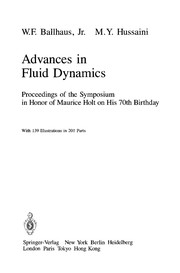 Cover of: Advances in Fluid Dynamics