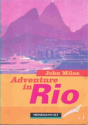 Cover of: Adventure in Rio: Elementary Level (Heinemann ELT Guided Readers)