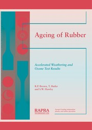Cover of: Ageing of rubber