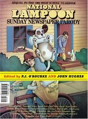 Cover of: National Lampoon's Sunday Newspaper Parody