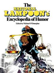 Cover of: The National lampoon encyclopedia of humor