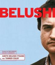 Cover of: Belushi | Judy Belushi Pisano, Tanner Colby