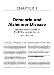 Cover of: The American Psychiatric Publishing textbook of Alzheimer disease and other dementias |