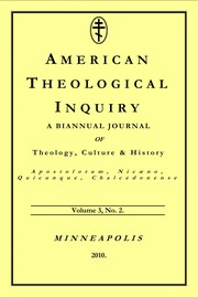 Cover of: American Theological Inquiry | Gannon Murphy