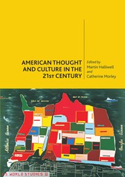 Cover of: American thought and culture in the 21st century