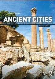 Cover of: Ancient cities | Charles Gates